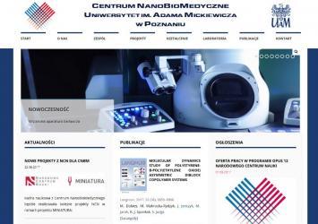 Centrum NanoBioMedyczne UAM