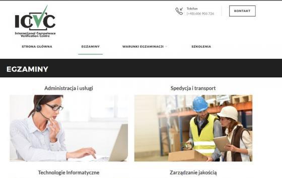 ICVC - Certyfikaty
