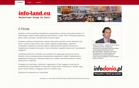 Nasze portfolio - Info Land