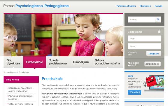 Przykład strony internetowej - PPP
