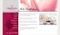 Portfolio Drupal - Sala bankietowa Magnolia
